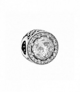 CHARM PLATA CIRCONITA ABSTRACT 791725CZ