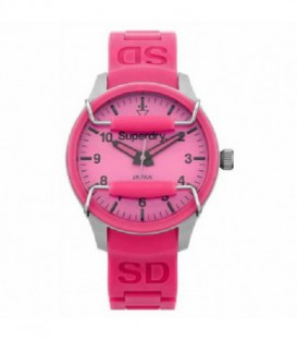 RELOJ SUPERDRY MUJER ROSA SYL120P