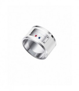 ANILLO ACERO TOMMY 2700393C
