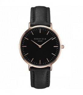 THEBOWERY BLACK BLACK ROSEGOLD BBBR-B11