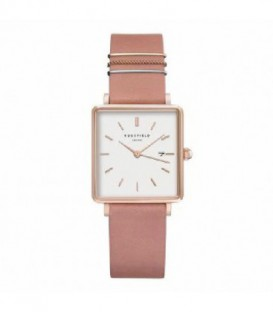THE BOXY WHITE OLD PINK ROSE GOLD QOPRG-Q026