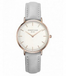 THE TRIBECA WHITE-GREY-ROSEGOLD TWGR-T57