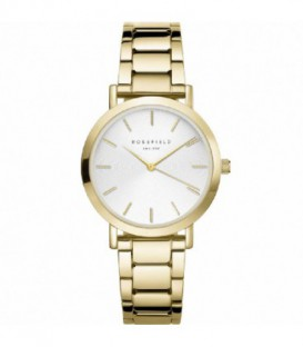 THE TRIBECA WHITE SUNRAY STEEL GOLD TWSG-T61
