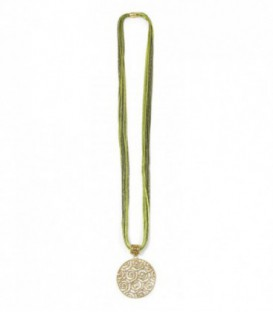 COLLAR LG MULTI COBRE VERDE/1 ESP GDE DO PCLB75-12