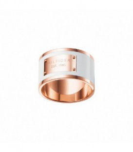 ANILLO ACERO PVD TOMMY 2700395C