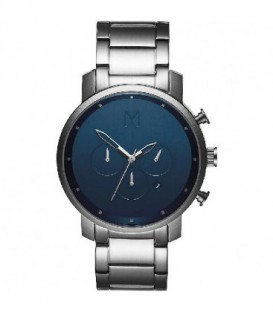 CHRONO AC 40MM ESFERA AZUL BRAZALETE ACE MC02-SBLU