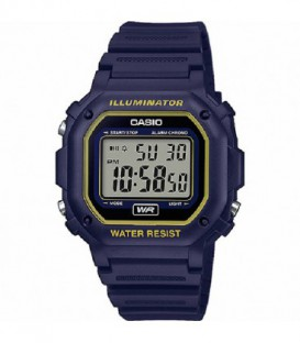 CASIO DIGITAL F-108WH-2A2EF